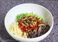 [훈제오리비빔밥]맛있는 훈제오리 비빔밥 만들기