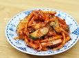 초간단 도라지오이무침 맛있게만드는법, 도라지 쓴맛 없애는 법