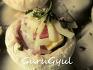 간단한 핑거푸드, 양송이버섯 치즈구이