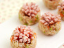 화사한 꽃한송이가 쏙~ 소세지꽃주먹밥/ 간단한 주먹밥